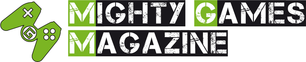 Mighty Games Magazine Logo