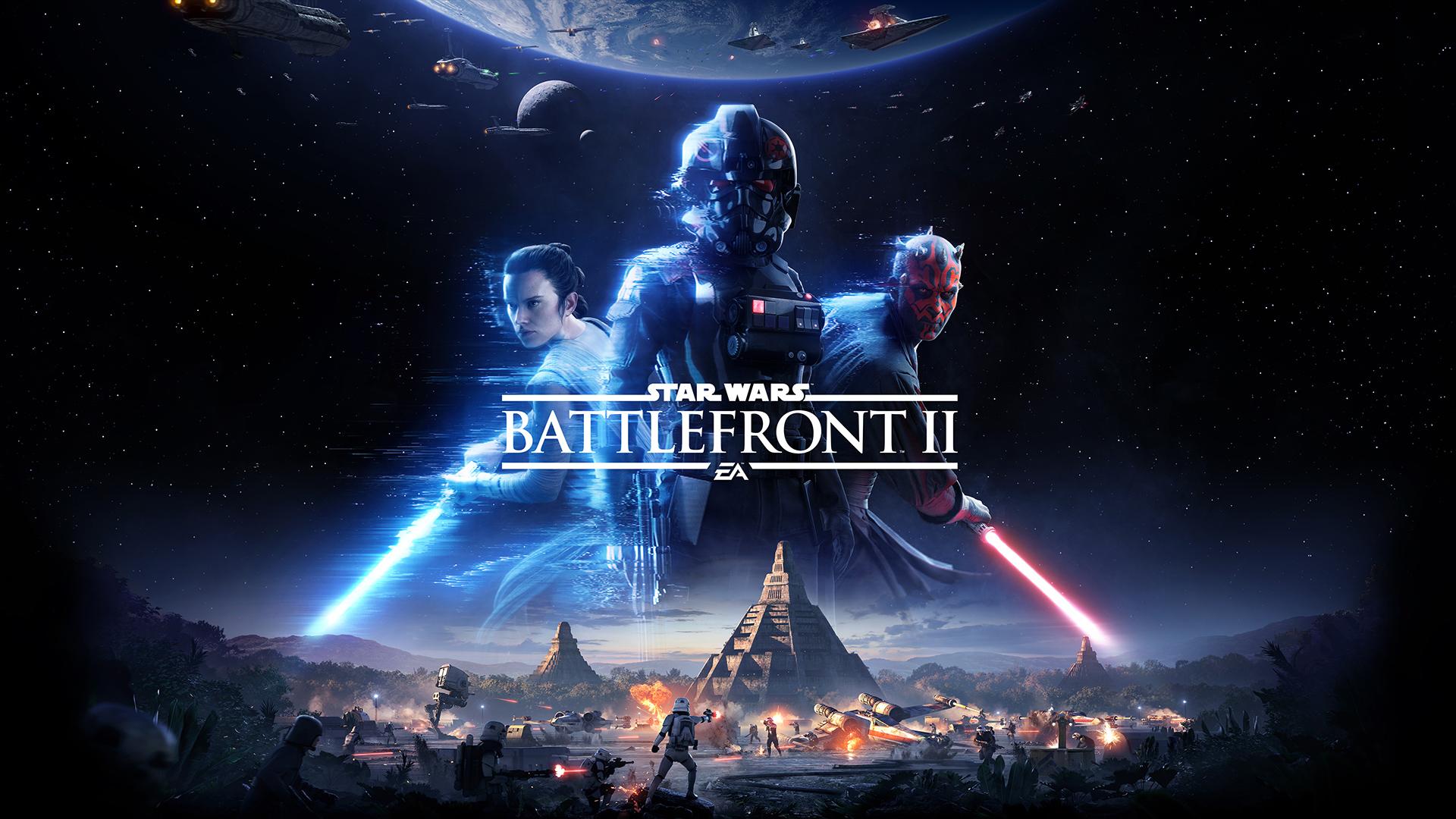 Battlefront II Beta ab heute für Vorbesteller