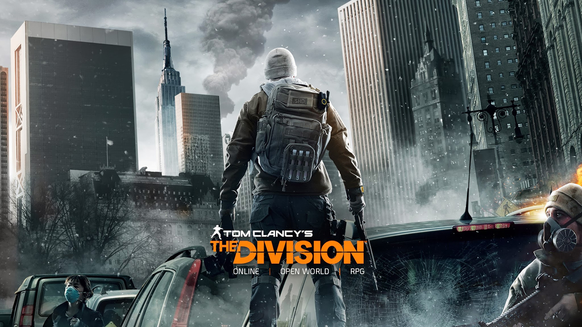 Tom Clancy's The Division – Gratis-Wochenende ab 4. Mai