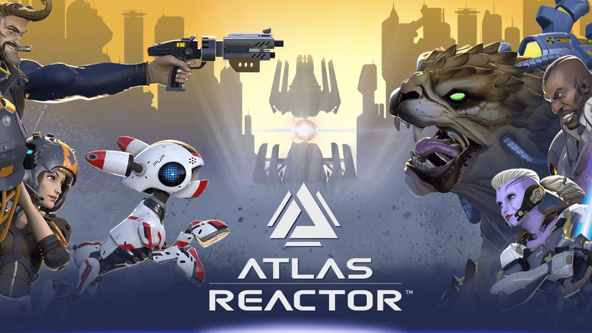 Atlas Reactor: Erster Jahrestag, Staffel 4 startet am 10. Oktober