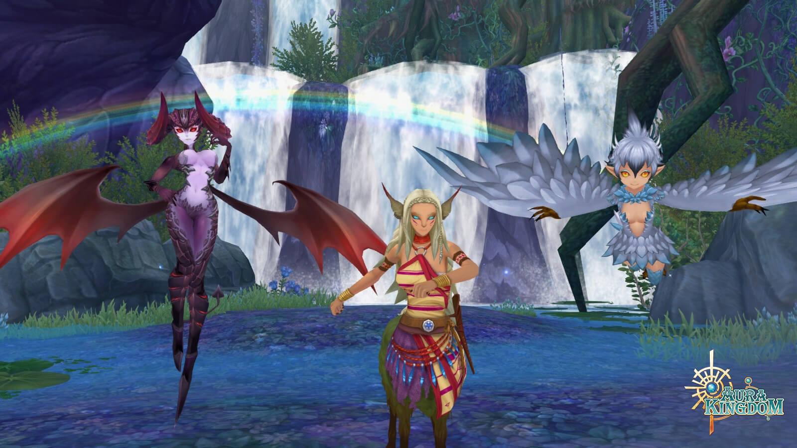 Aura_Kingdom_New_Monsters