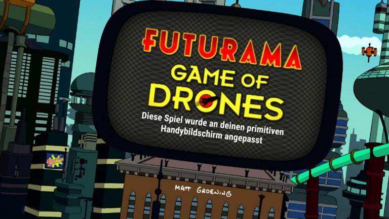 Beitragsbild Futurama