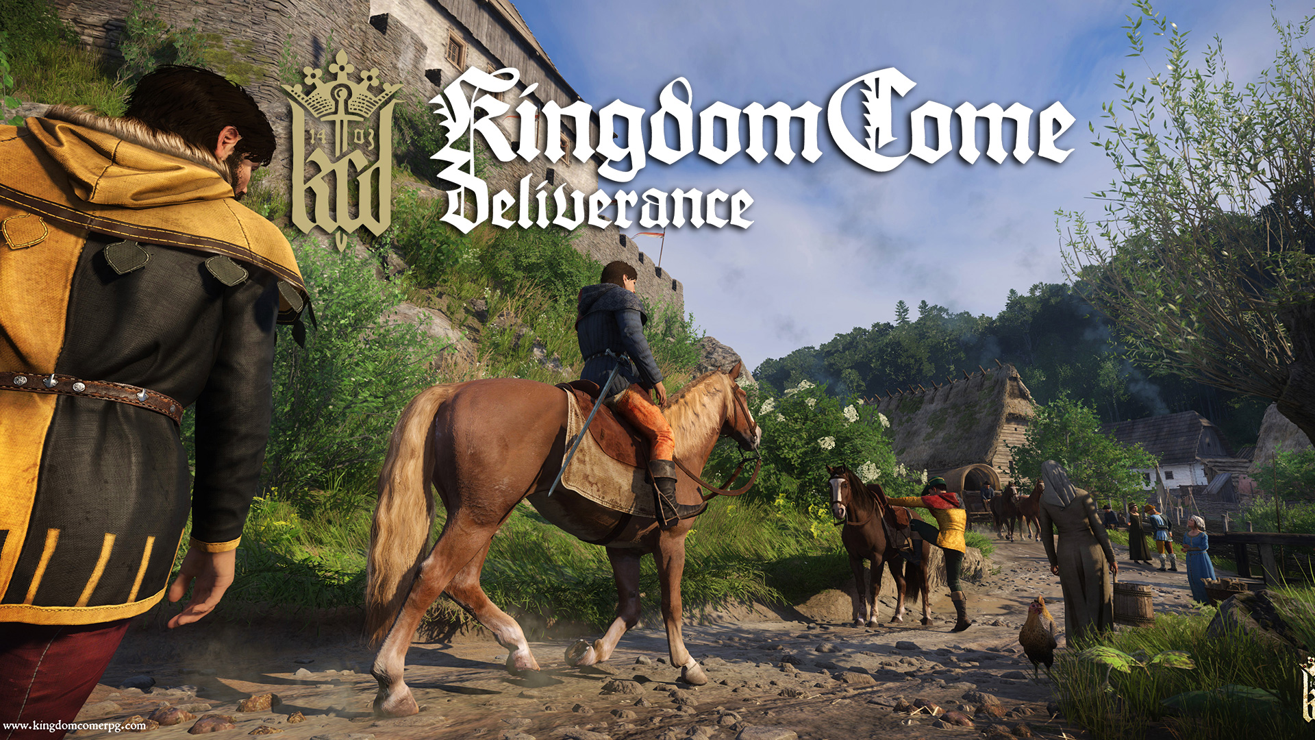 Kingdom Come: Deliverance: Neuer Story Trailer zur gamescom 2017