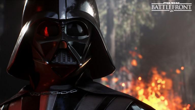 SWBF Vader
