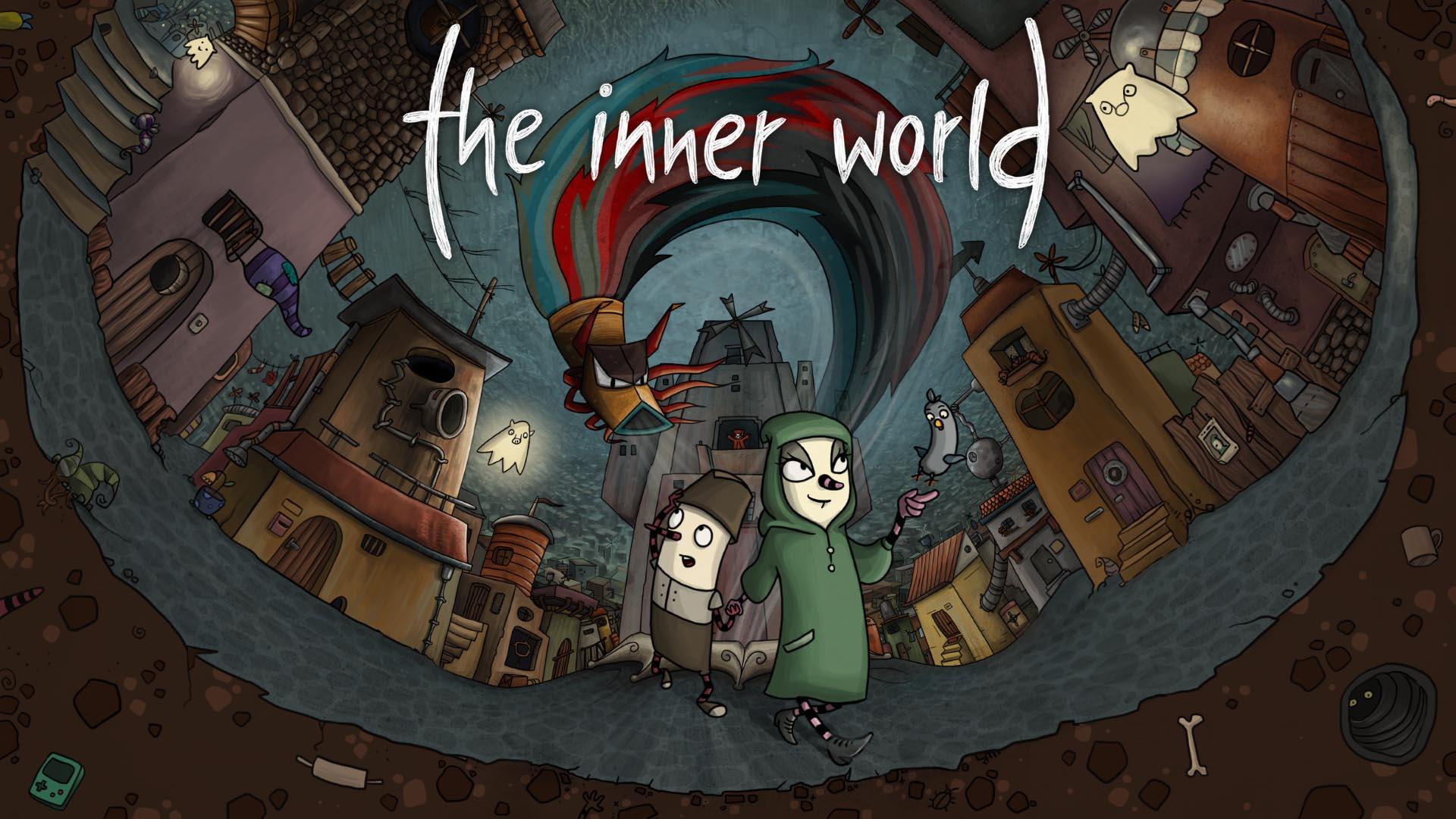 The Inner World – Das preisgekrönte Adventure ist ab sofort auf der Xbox One und der PlayStation 4 erhältlich