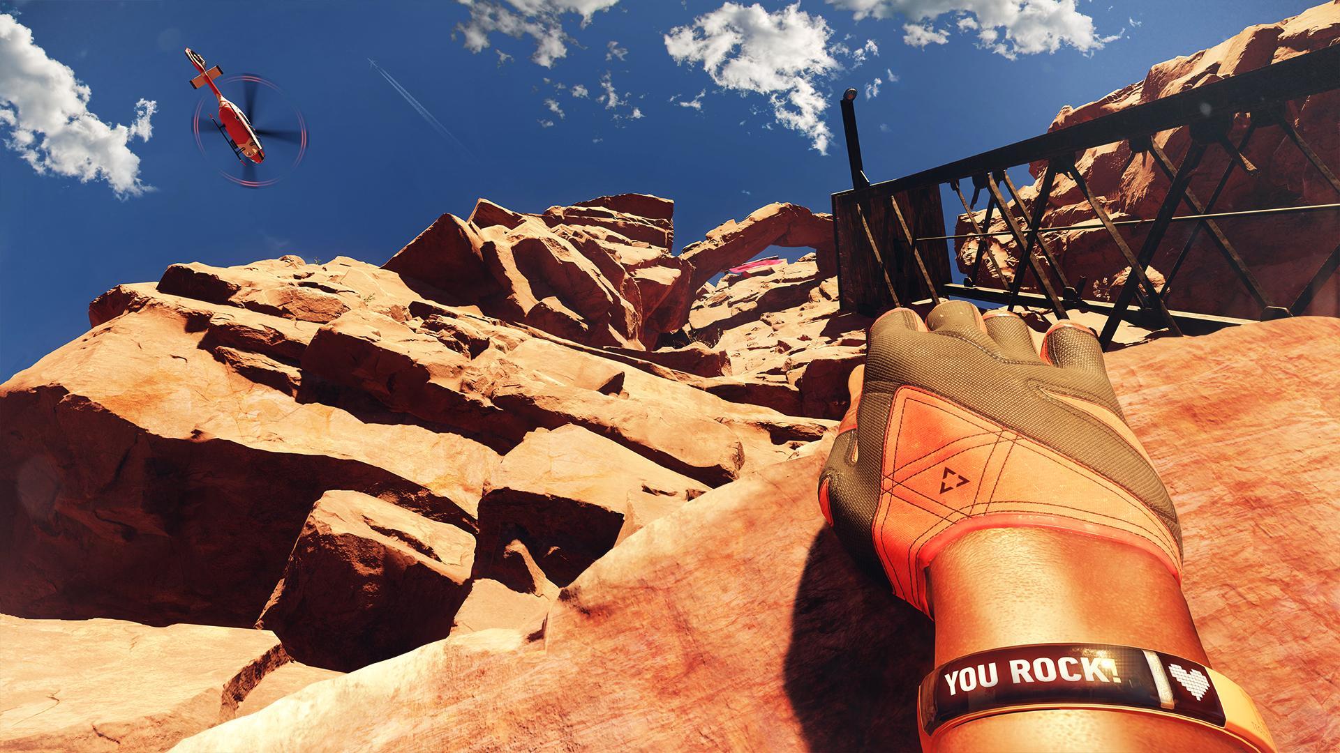 The Climb _ Screenshot Canyon 5