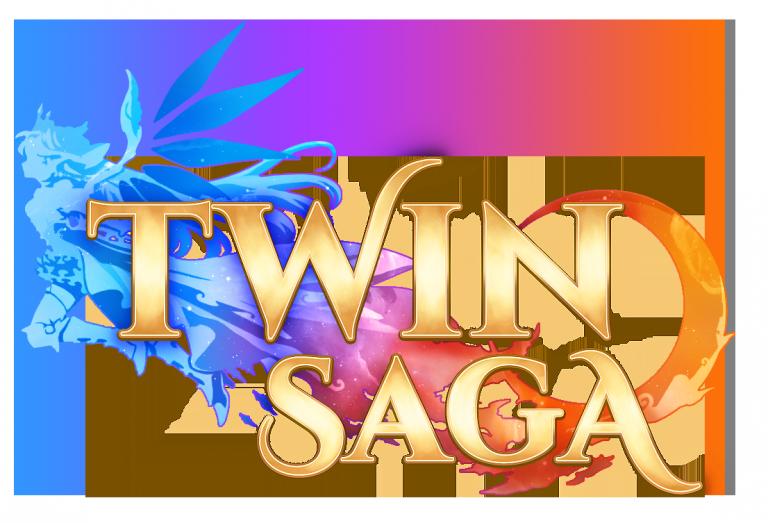 Twin Saga - logo