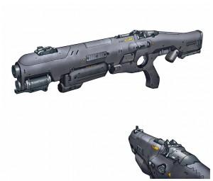 Jon Lane - Combat Shotgun