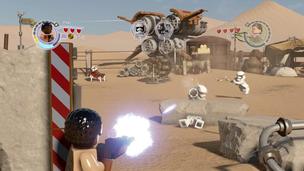 LEGO® STAR WARS™: Das Erwachen der Macht Demo_20160625134440