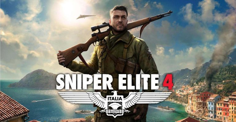 SNIPER ELITE 4 LAUNCH DATE KICKS OFF 2017