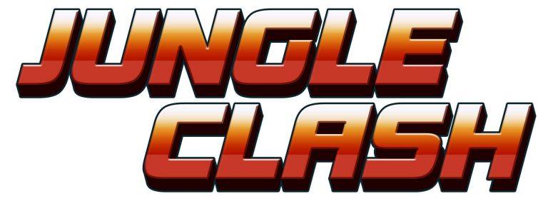 Jungle Clash Logo