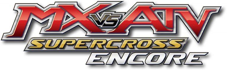 MX vs ATV Supercross Encore Logo