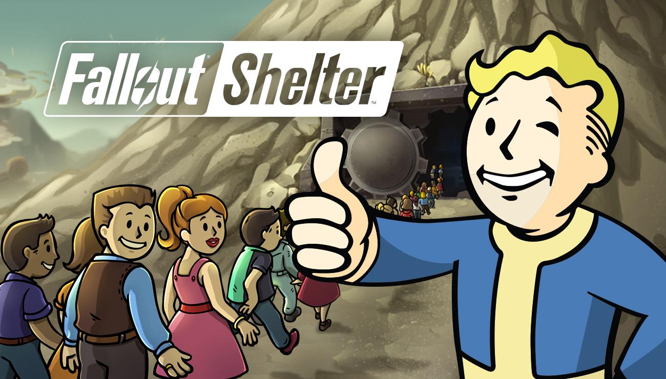 Fallout Shelter | Jetzt verfügbar für Xbox One und Windows 10-PCs über Xbox Play Anywhere