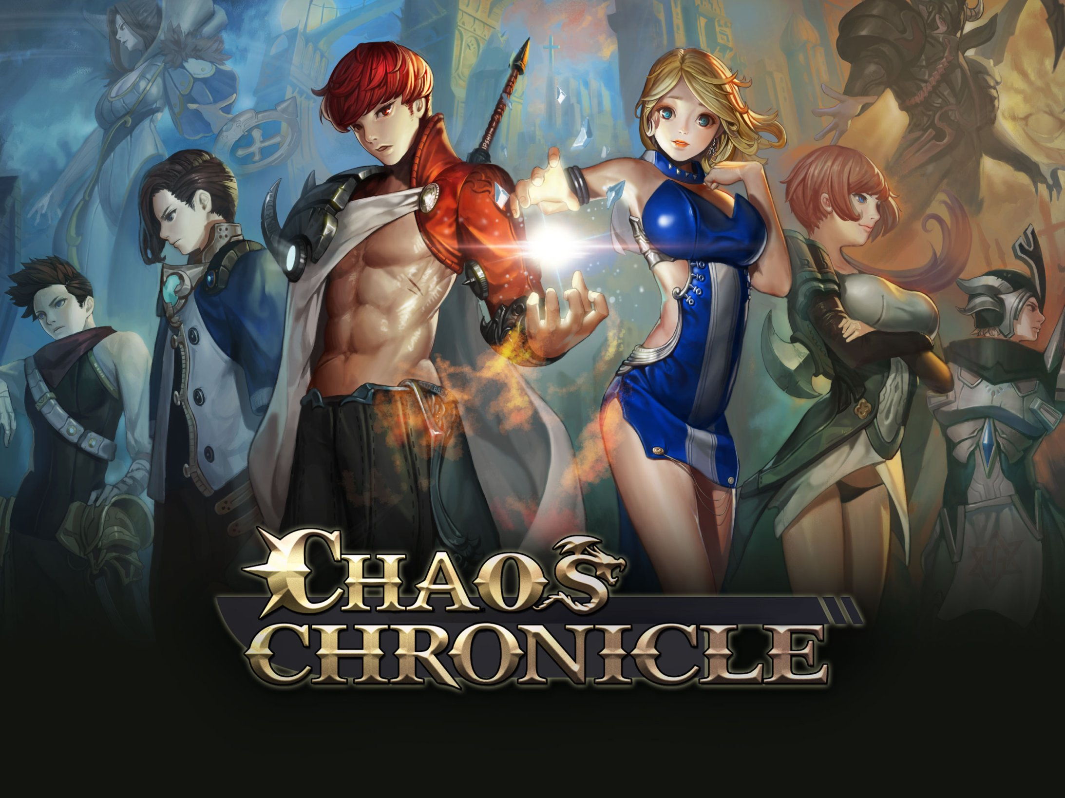 chaos chronicle logo