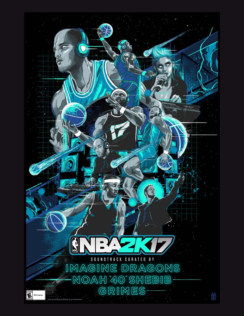 NBA2K17_soundtrackposter