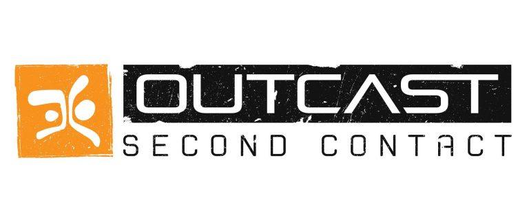 OUTCAST_Second Contact_LogoBlack