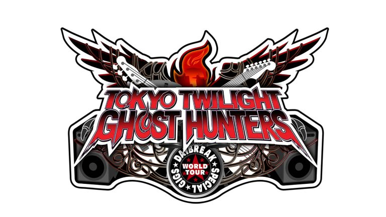 Tokyo Twilight Ghost Hunters Daybreak Logo_1