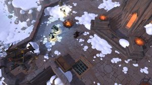 Albion Online_Icicle Staff_Spell