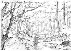 Pokemon_Generations_Concept_Art_Viridian_Forest
