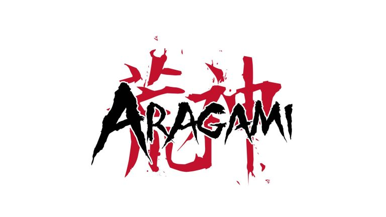 Aragami - Logo - Black