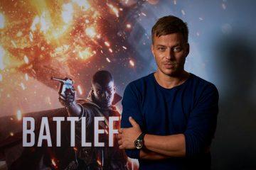 Electronic Arts - Battlefield 1 - Tom Wlaschiha - Lawrence von Arabien