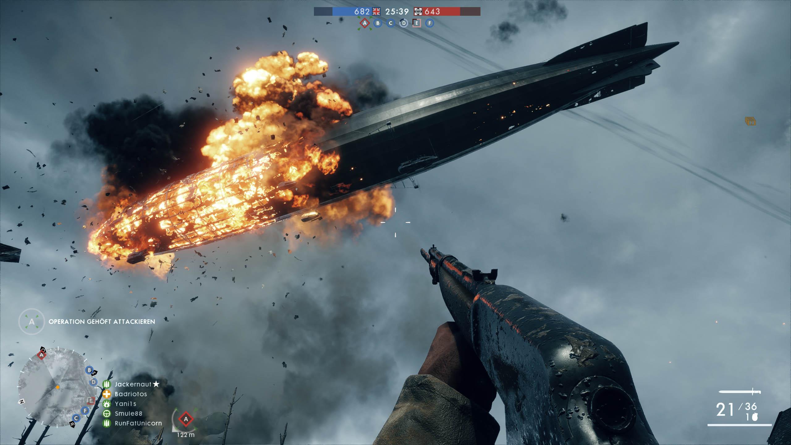 Battlefield 1 - 5
