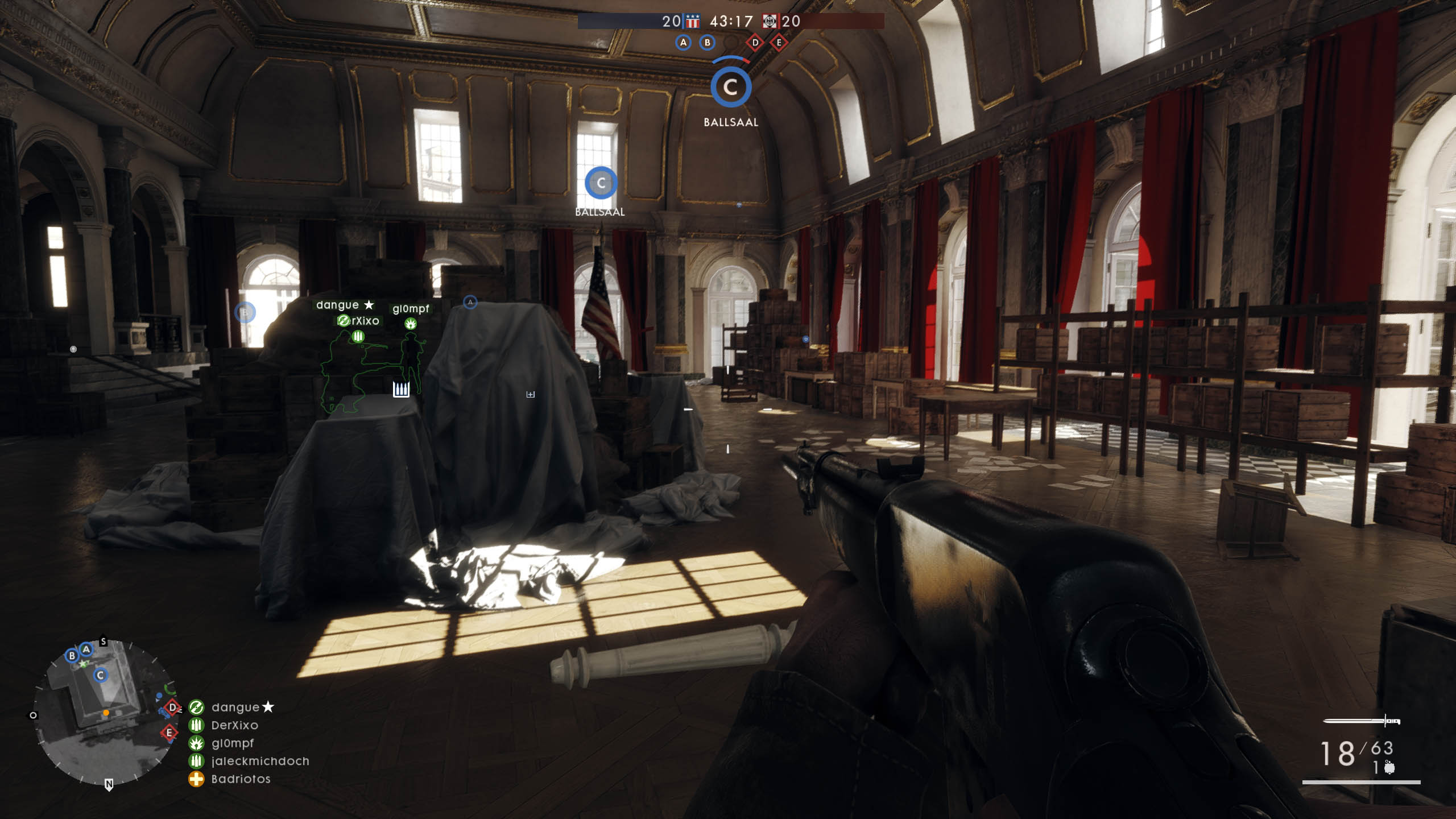 Battlefield 1 - 9