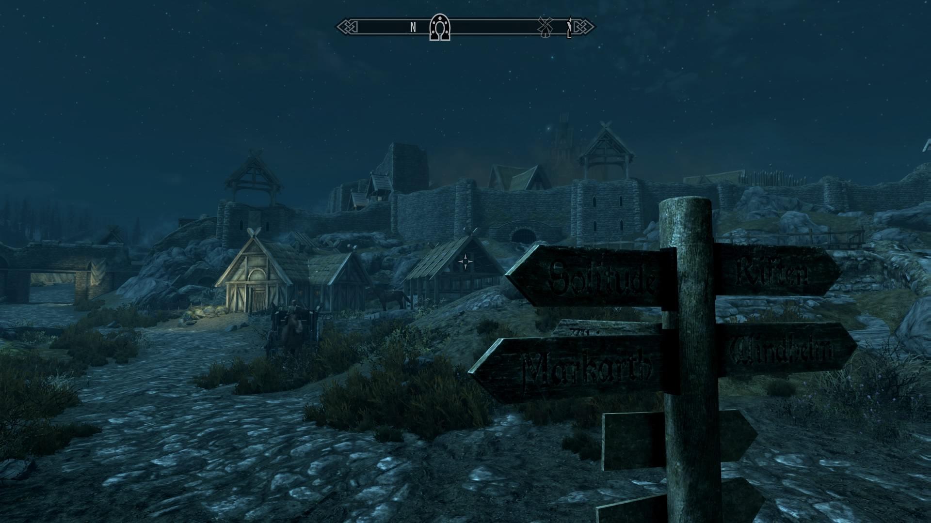 The Elder Scrolls V: Skyrim - Special Edition: Wir kehren nach ...