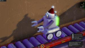 CM3_Xmas Robot