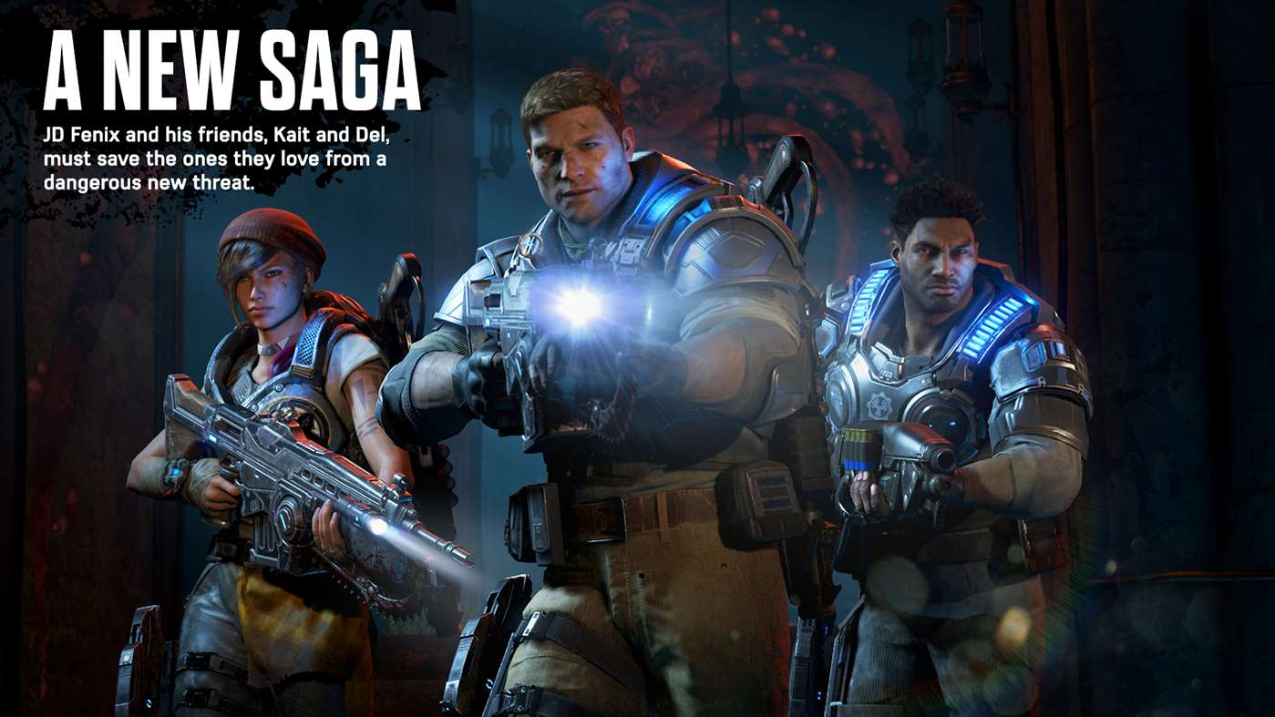 Gears of War 4 - 4