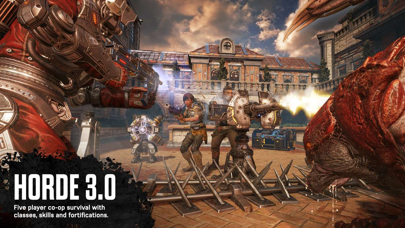 Gears of War 4 - 6