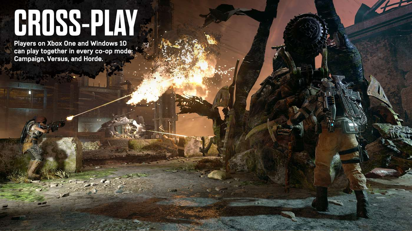 Gears of War 4 - 7