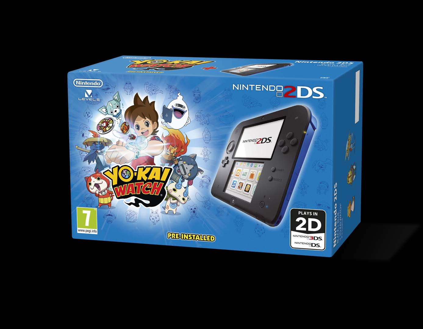 N3DS_YokaiWatch_Packshott_FTR_YO-KAI_Watch_preinstal_Box_3D_PS_UKV