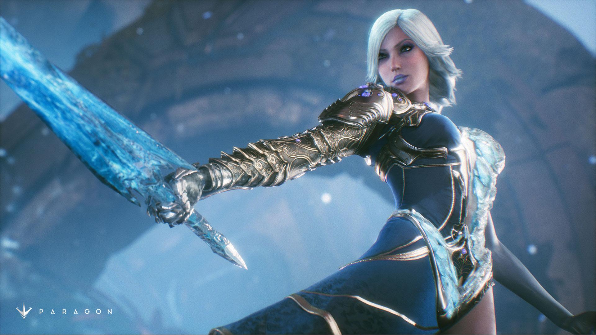 Paragon: Neue Heldin Aurora ab heute verfügbar