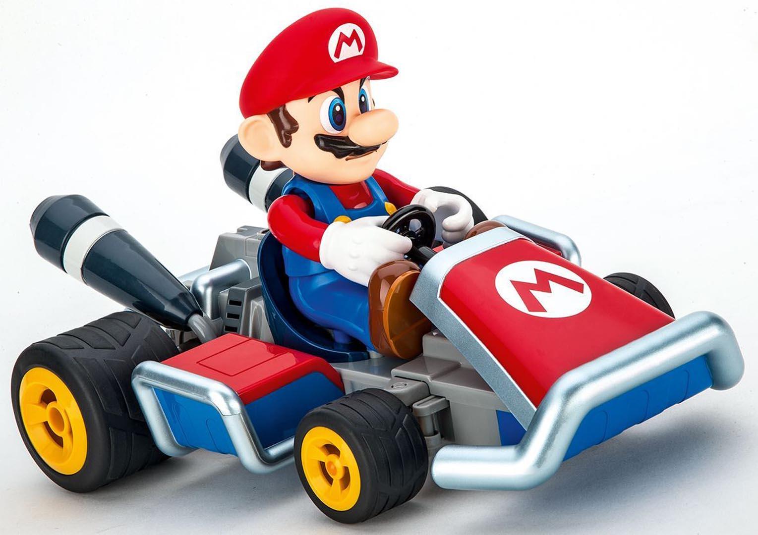 Carrera RC_Mario