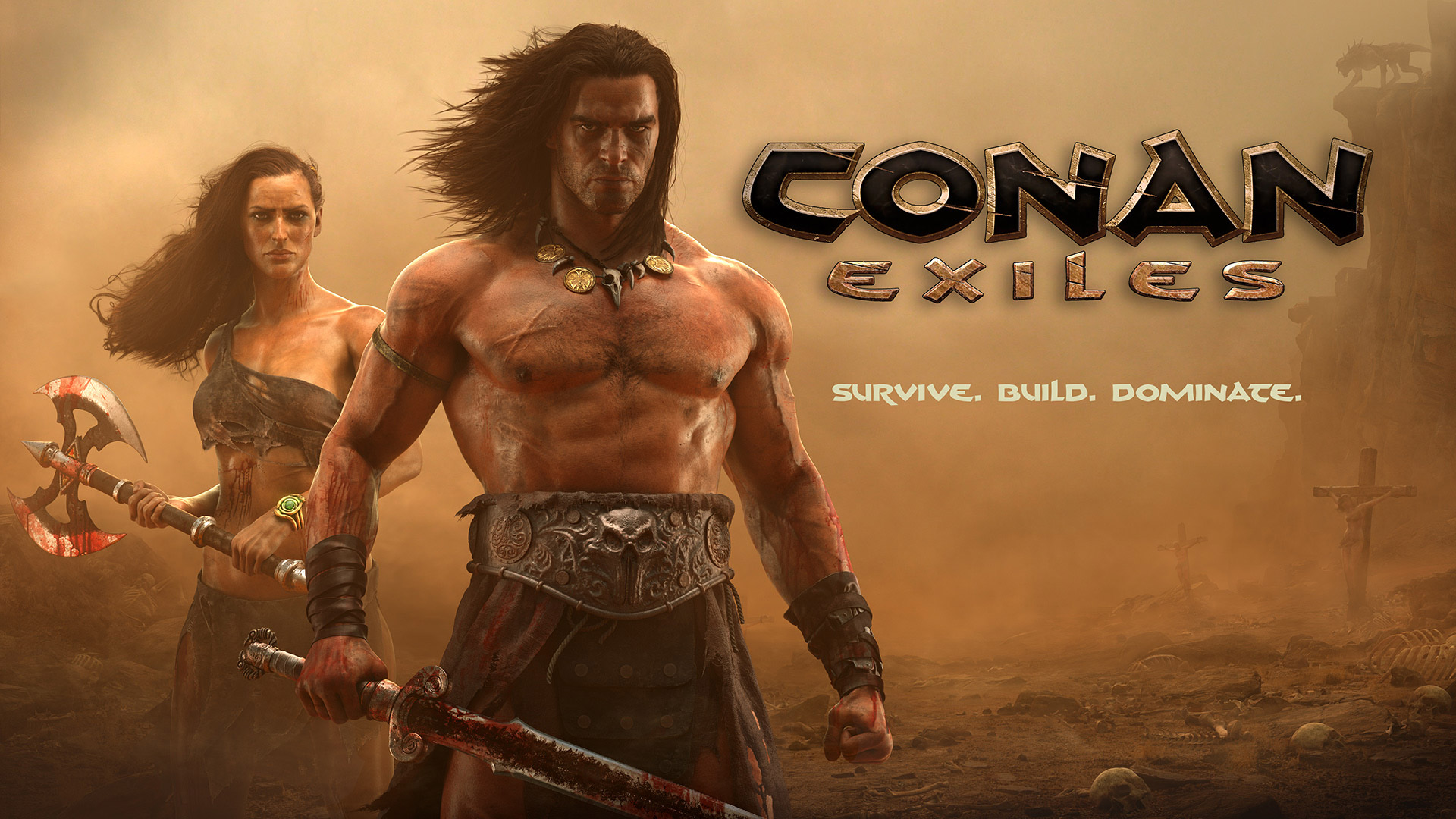 Conan Exiles Bilder und Trailer