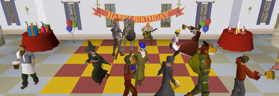 Oldschool RuneScape_Birthday