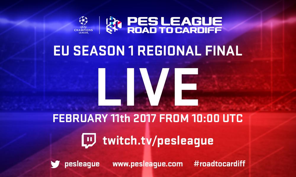 PES LEAGUE ROAD TO CARDIFF – live dabei sein beim Vorentscheid im Camp Nou des FC Barcelona