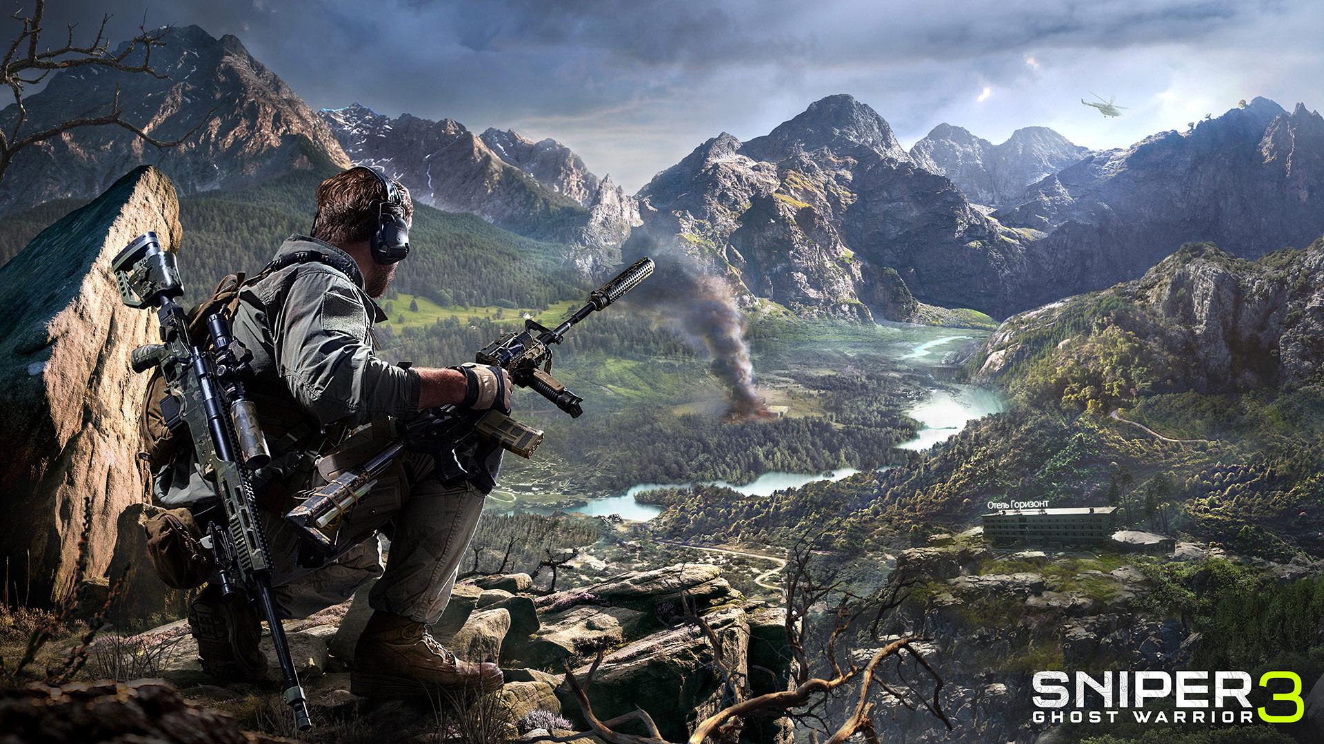 "Sniper: Ghost Warrior 3 – ""The Sabotage"" DLC Teaser Trailer"
