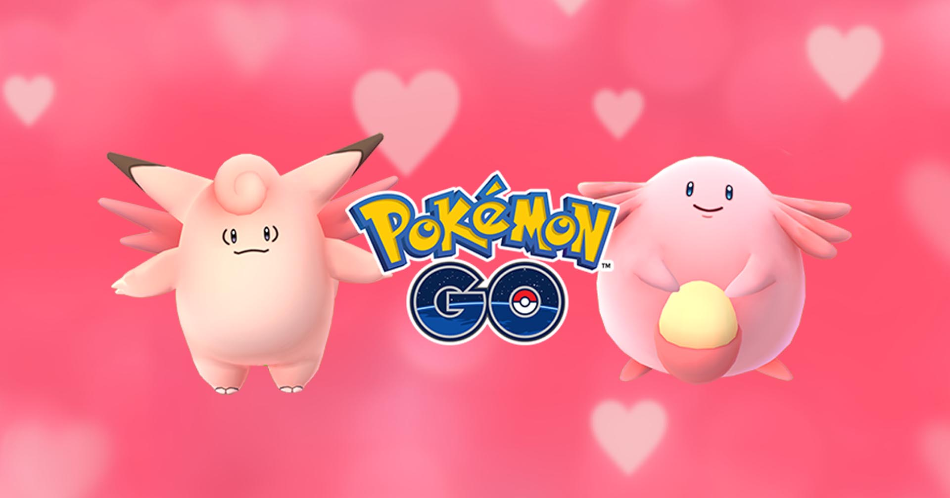 Pokémon Go Valentinstag-In-Game-Event