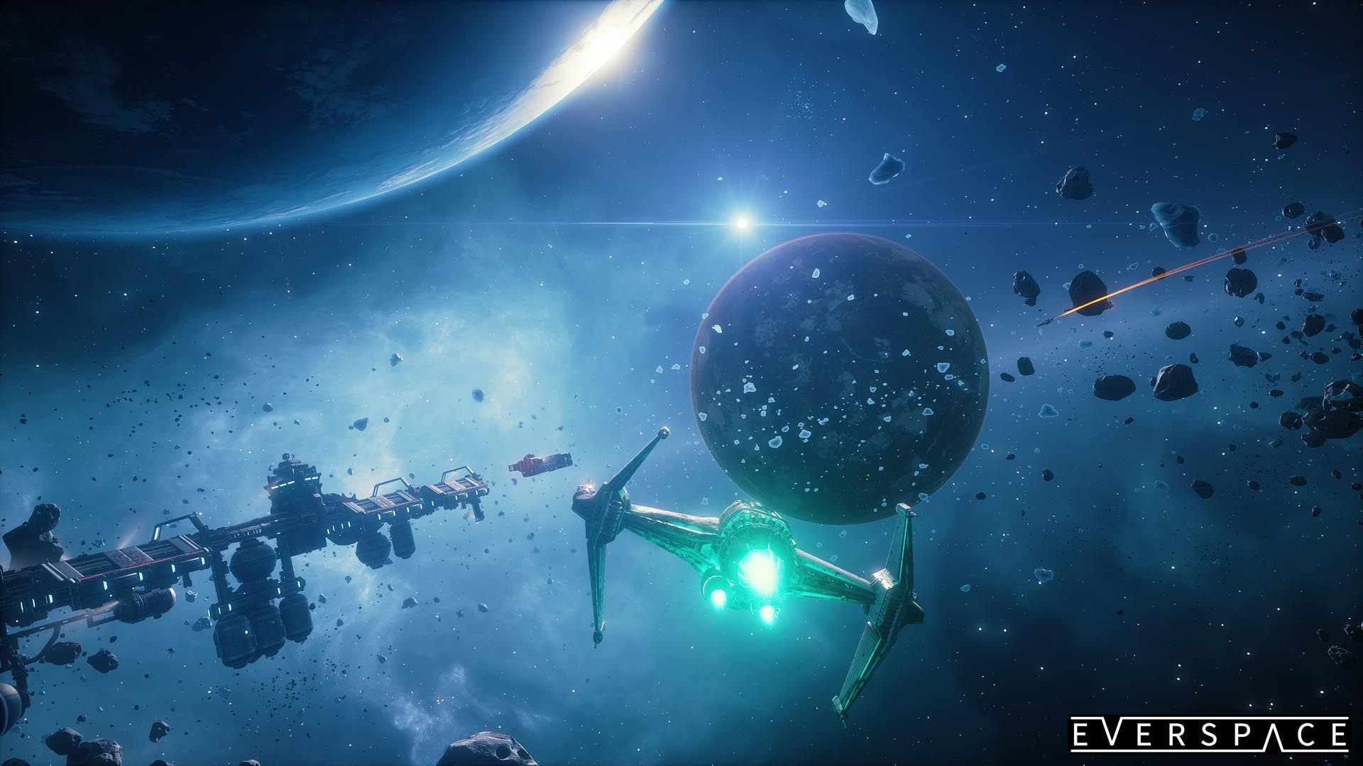 EVERSPACE More Varied Space Backdrops Screenshot 02
