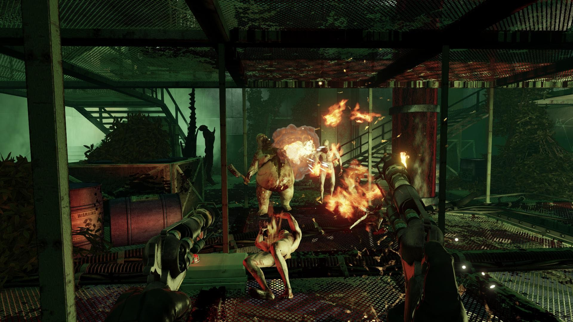 Killing Floor 2 – The Descent Content Pack Trailer MGM