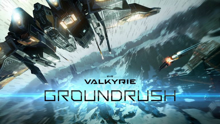 eve valkyrie groundrush