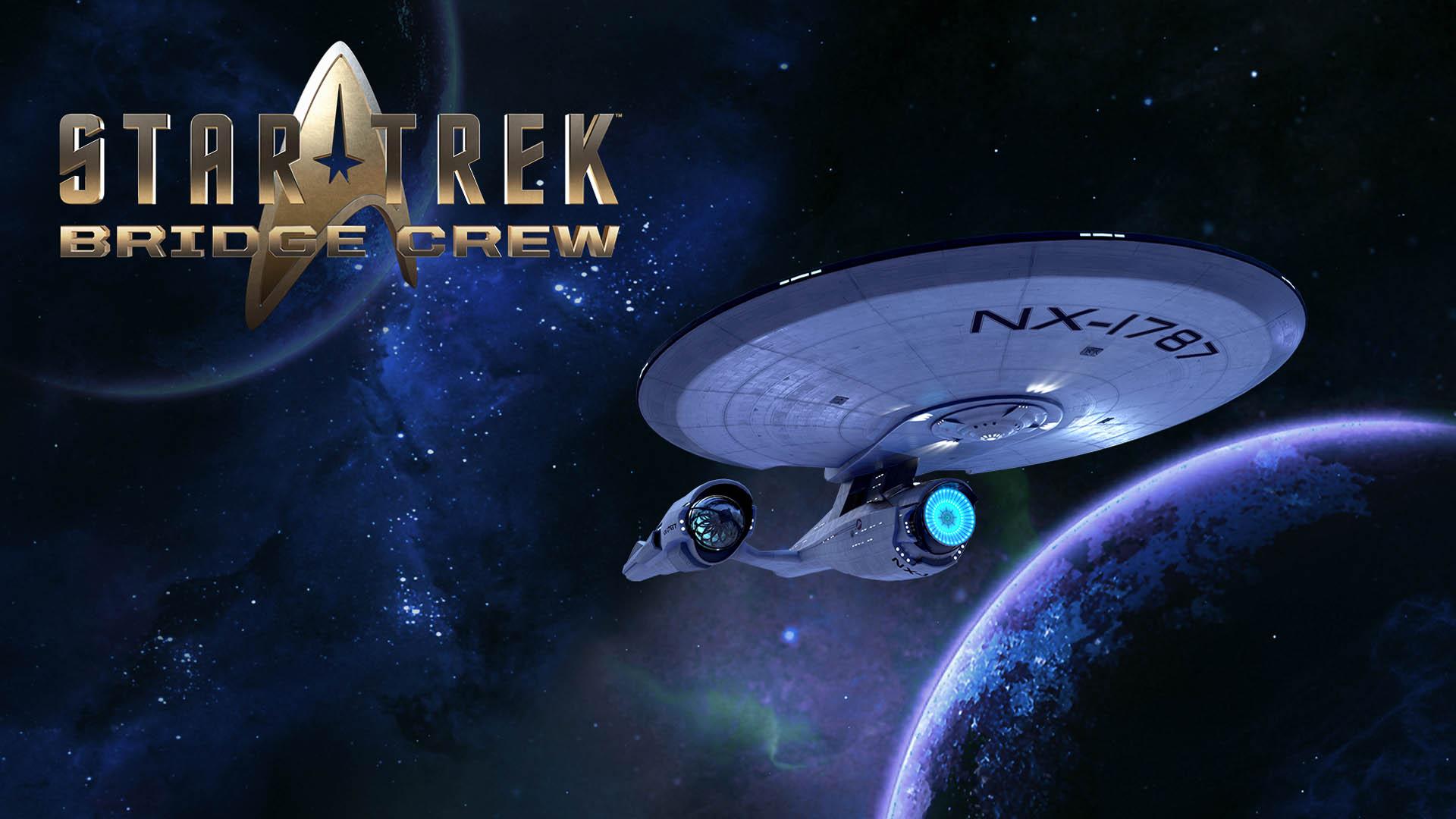 Ubisoft veröffentlicht Preview-Special zum VR-Titel Star Trek: Bridge Crew