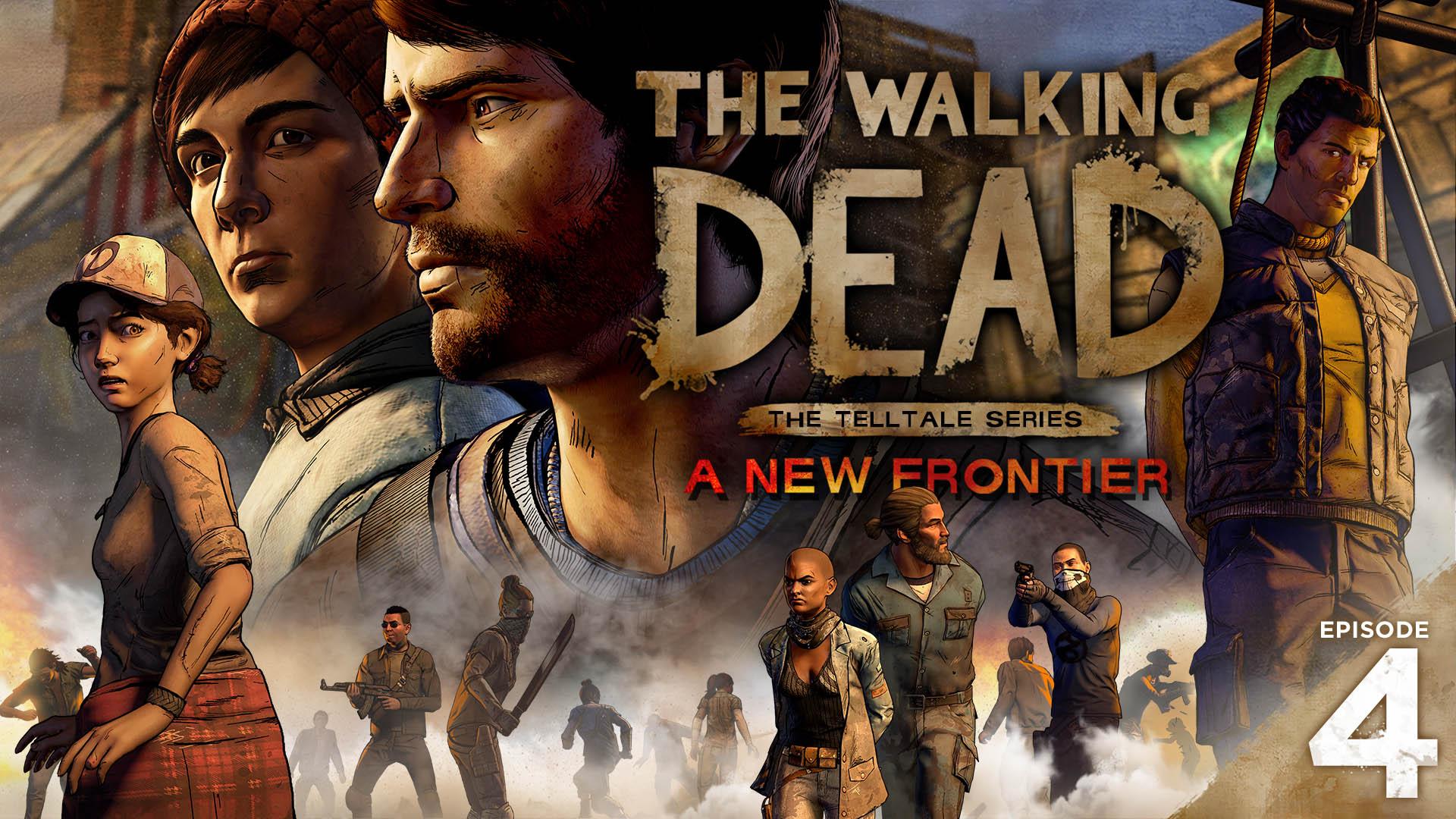 Episode 4 zu The Walking Dead: The Telltale Series wurde heute veröffentlicht