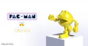 PAC-MAN Yellow 25cm