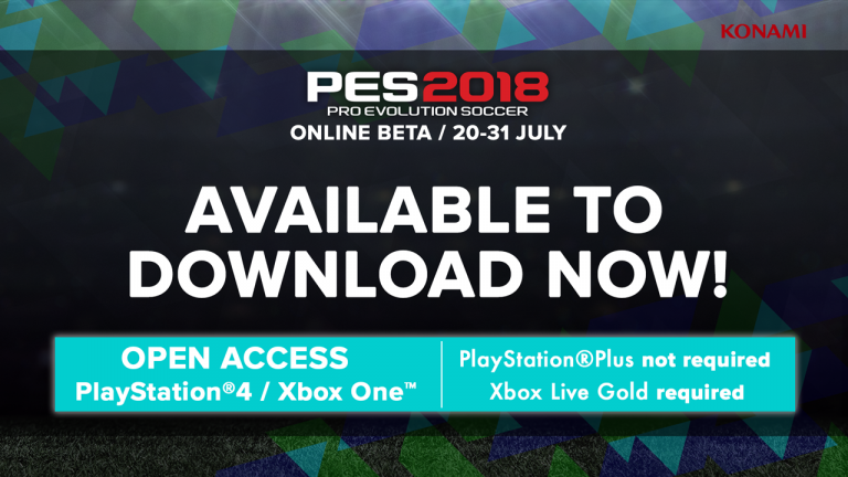 PES-2018-Online-Beta-available-now