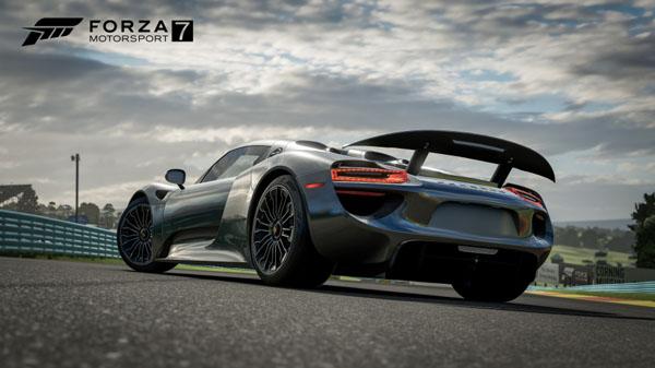 Forza Motorsport 7: Dicke Schlitten in Deiner Garage