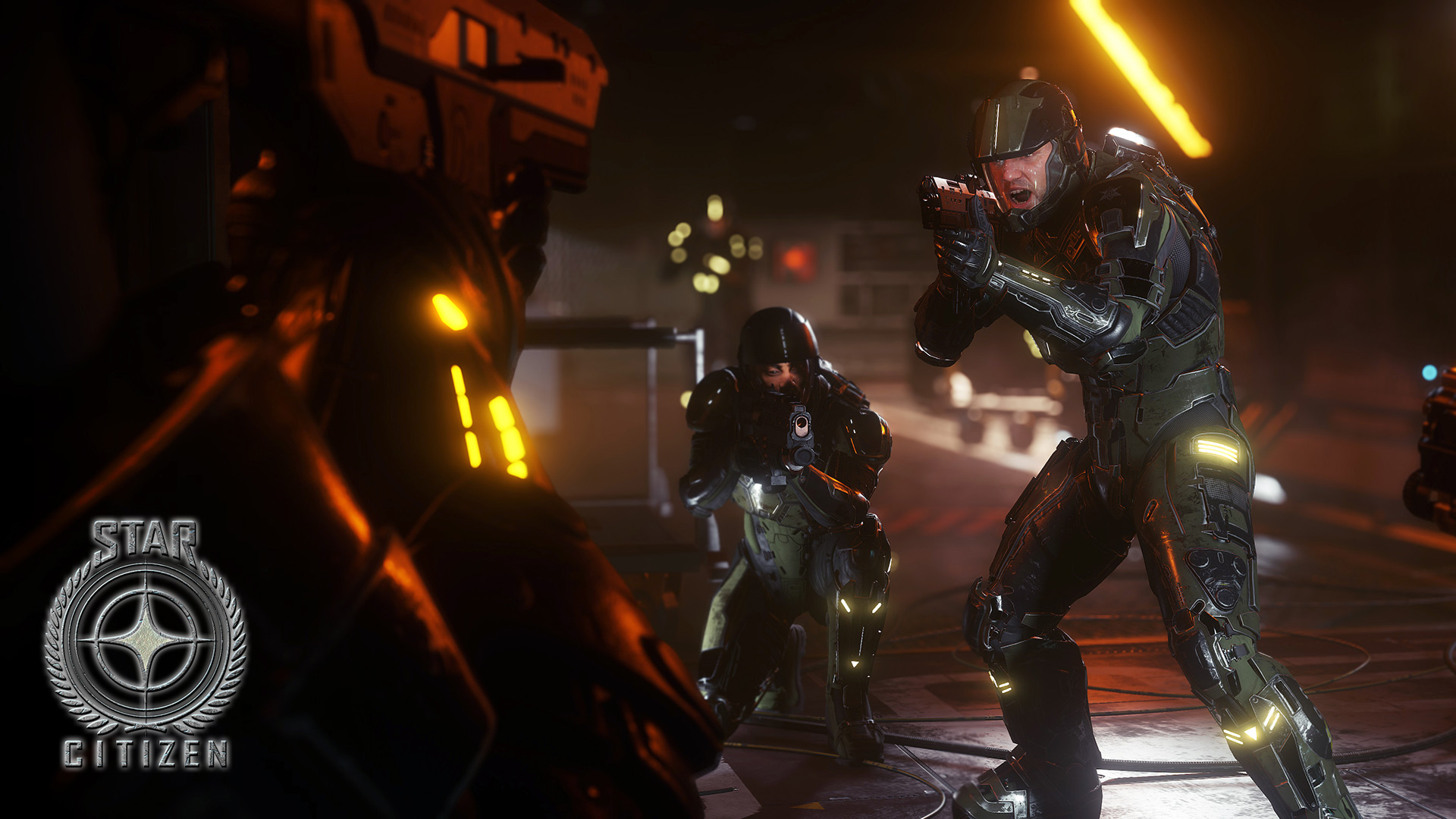 Star Citizen – Screenshots zu Star Marines