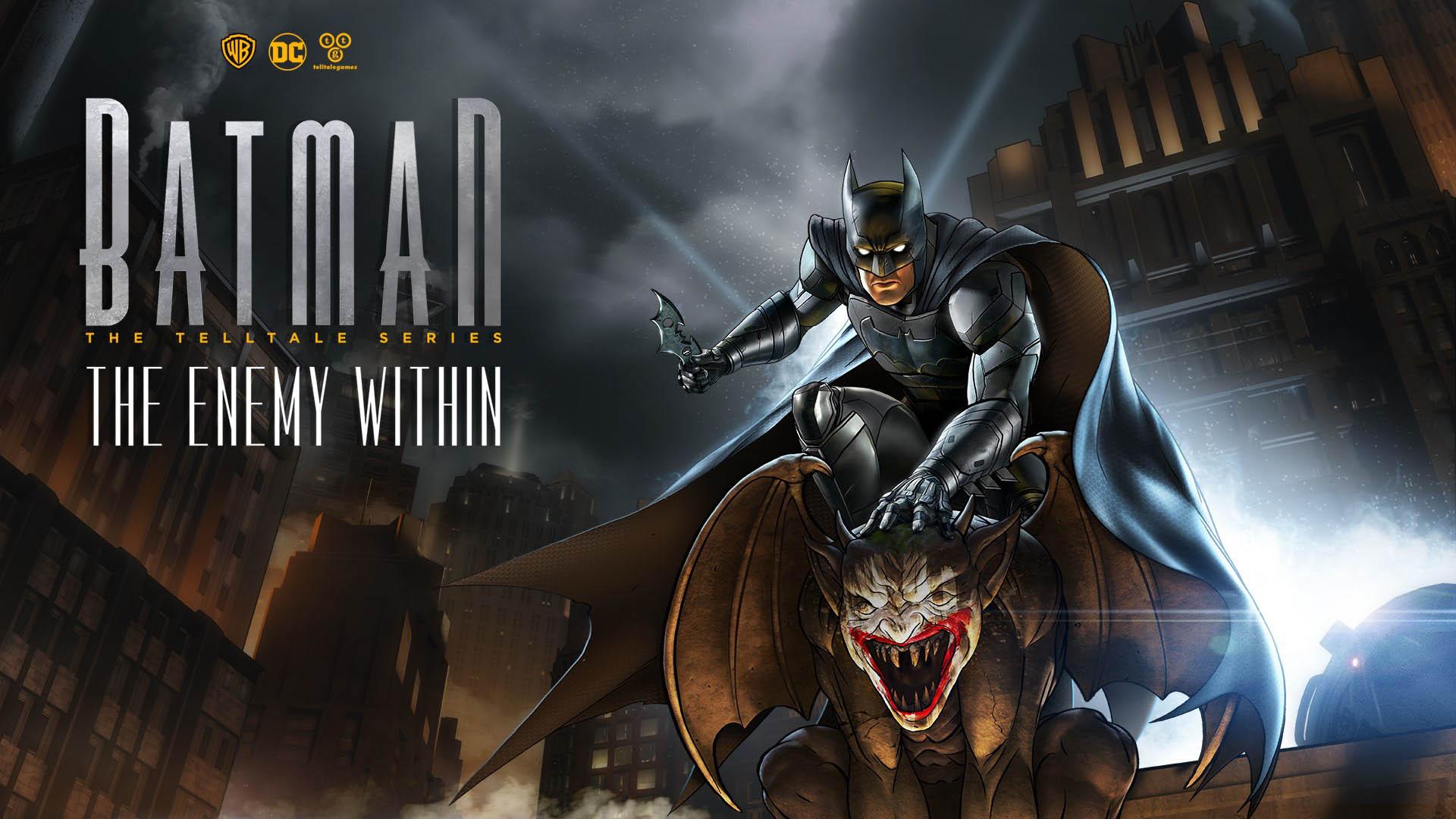 Episode Zwei von Batman: The Enemy Within ab sofort digital erhältlich